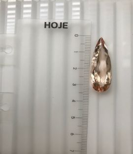 Morganita Gota 12,57ct