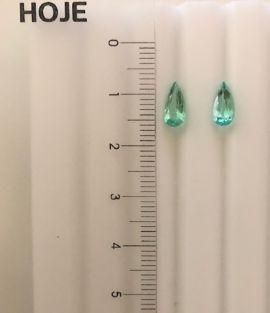Turmalina Paraiba Gotas 1,35ct