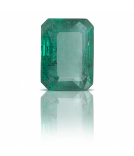 Esmeralda cut 3,05ct
